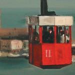 funicular-rojo-30-x-150-cms-acrylic-on-canvas
