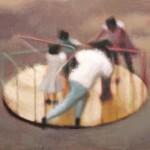juegos-80x100-cms-acrylic-on-canvas