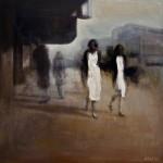 shopping-100x100-cms-acrylic-on-canvas