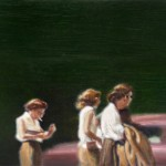las-chicas-60x90-cms-acrylic-on-canvas