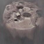 almuerzo-130x120-cms-acrylic-on-canvas