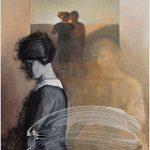 sala 130 x 90 cm, acrylic on canvas 2019